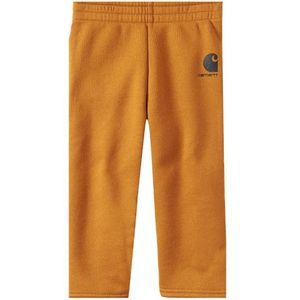 Carhartt Infant/Toddler Boys' Fleece Pants - Carhartt Brown