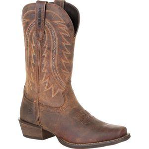 Durango Men's Rebel Frontier Western Boots - Distressed Brown