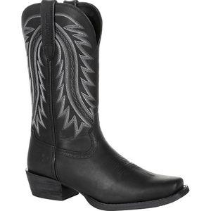 Durango Men's Rebel Frontier Black Western Boot