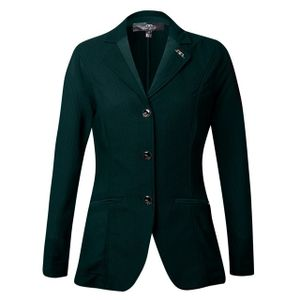 AA Ladies MotionLite Competition Jacket - Hunter Green