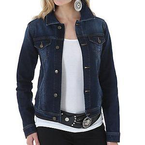 Wrangler Women's Carryover Denim Jacket