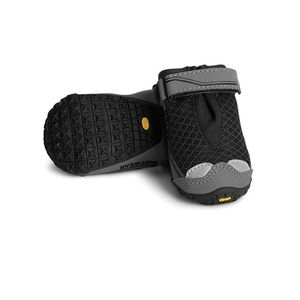 Ruffwear Grip Trex Dog Boots - Obsidian Black