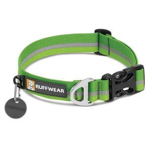 Ruffwear CRAG Reflective Dog Collar - Meadow Green