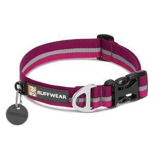 Ruffwear CRAG Reflective Dog Collar - Purple Dusk