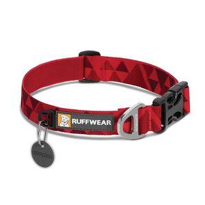 Ruffwear Hoopie Dog Collar - Red Butte