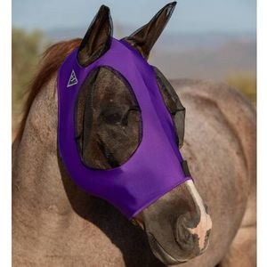 Professional's Choice Comfort Fit Fly Mask - Purple