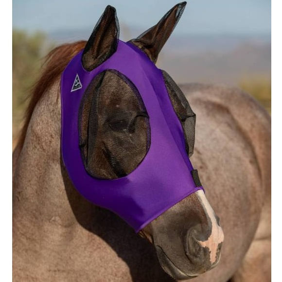 Professional-s-Choice-Comfort-Fit-Fly-Mask---Purple-234375
