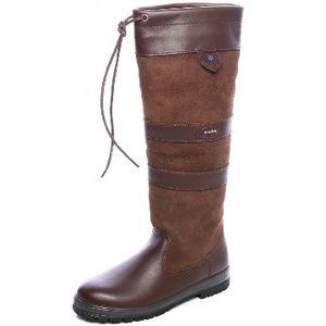Dubarry Women's Galway Boots - Walnut
