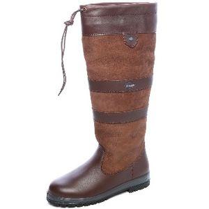 Dubarry Women's Galway ExtraFit Boots - Walnut