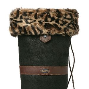 Dubarry Boot Liners - Leopard