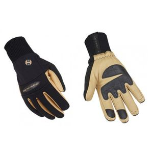Heritage Winter Work Gloves - Black/Tan