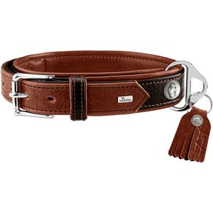 Hunter Germany Cody Special Dog Collar - Dark Brown