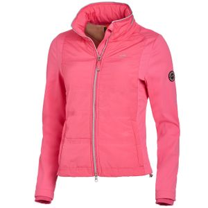 Schockemohle Sandy Quilted Jacket - Hot Pink