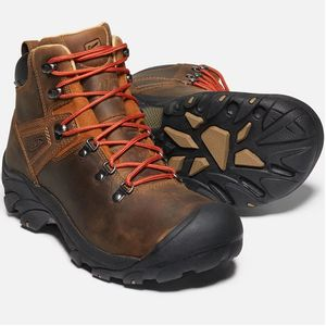 Keen Men's Pyrenees Hikers - Syrup
