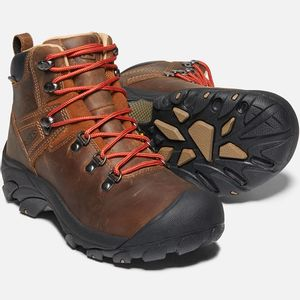 Keen Women's Pyrenees Hikers - Syrup