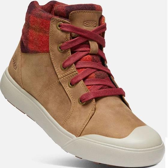 Keen-Women-s-Elena-Mid-Boot---Thrush-Plaid-234734