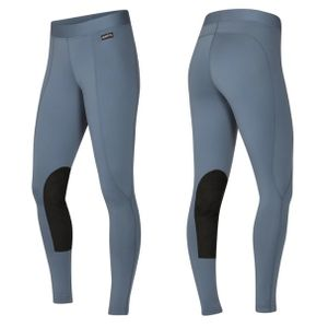 Kerrits Women's Flow Rise Performance Riding Tight - Blue Shadow