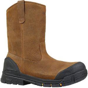 Bogs Men's Bedrock CSA Wellington Composite Toe Boots - Brown