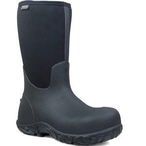 Bogs Men's CSA Workman Puncture Proof Boots - Black