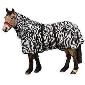 Loveson All-In-One Fly Rug - Zebra