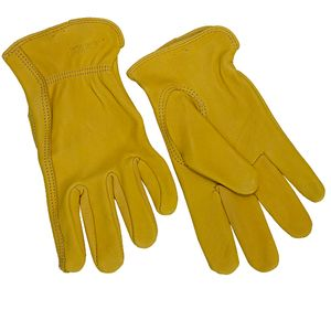 Kinco Men's Premium Grain Deerskin Driver Gloves