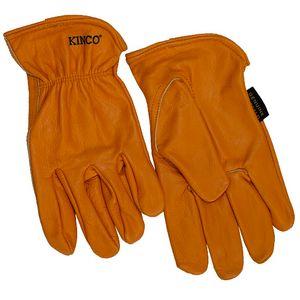 Kinco Men's Grain Buffalo Driver Gloves