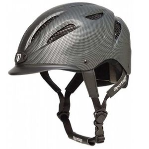 Tipperary Sportage Helmet - Carbon Grey