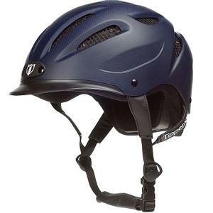 Tipperary Sportage Helmet - Navy Blue