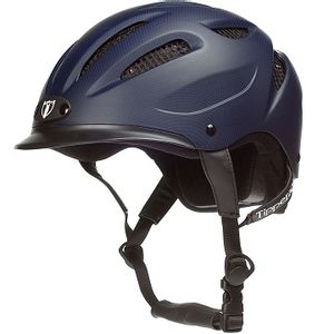 Tipperary Sportage Helmet - Navy Blue