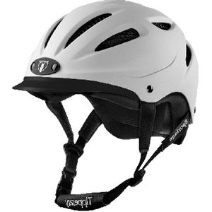 Tipperary Sportage Helmet - White
