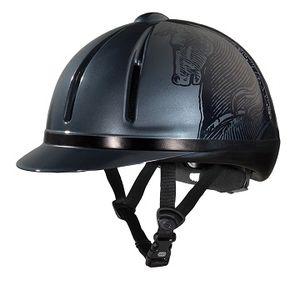 Troxel Legacy Helmet - Smoke Antiquus