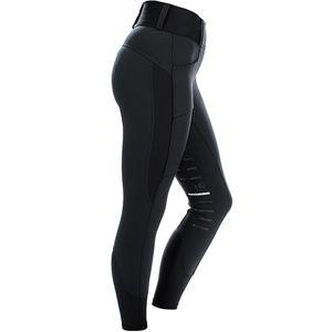 Horseware Ladies Hybrid Aqua Pull-Up Breeches - Black