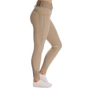 Horseware Ladies Hybrid Meryl Pull-Up Breeches - Tan