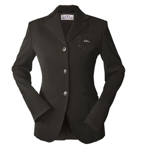 AA Classics Collection Ladies TechnoReady Competition Jacket - Black