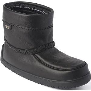 Manitobah Mukluks Women's Ankle Tamarack Winter Boot - Black