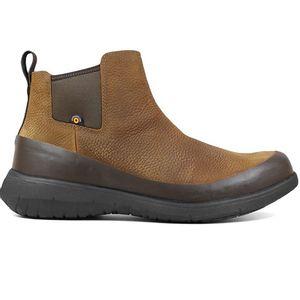 Bogs Men's Freedom Chelsea Boots - Cinnamon