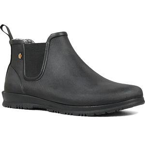 Bogs Women's Sweetpea Chelsea Winter Boots - Black