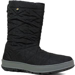 Bogs Women's Snowday Mid Boots - Black