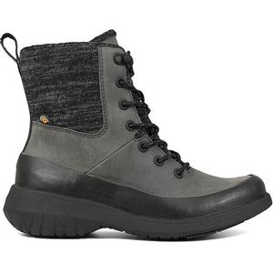 Bogs Women's Freedom Lace Boots - Gray