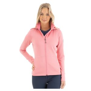 Anky Ladies Bonded Jacket - Rose Pink