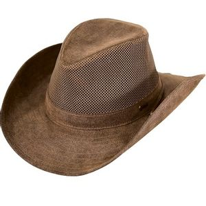Outback Trading Knotting Hill Hat - Brown