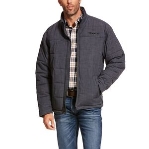 Ariat Men's Crius Insulated Jacket - Slate Heather