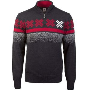 Dale of Norway Men's Åre Sweater - Grey