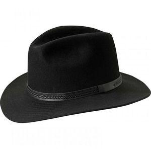Tilley TWF1 Montana Wool Felt Hat - Black