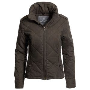 Ariat Women's Terrace Jacket - Barnyard Bark