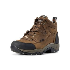 Ariat Women's Terrain H2O Waterproof Insulated Boots - Distressed Brown
