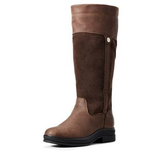 Ariat Women's Windermere II H2O Waterproof Country Boot - Dark Brown