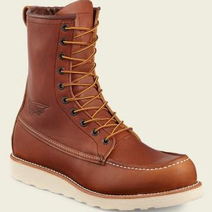 Red Wing Men's Traction Tred 8-inch Boots