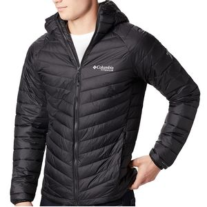Columbia Men's Snow Country Hooded Jacket - Black