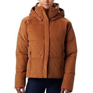 Columbia Women's Ruby Falls Down Jacket - Camel Brown